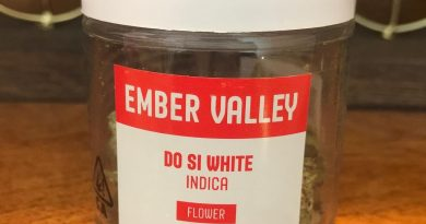 dosi white by ember valley strain review by can_u_smoke_test