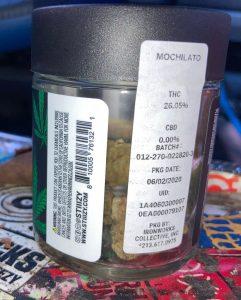 mochilato by stiiizy strain review by sjweed.review 2