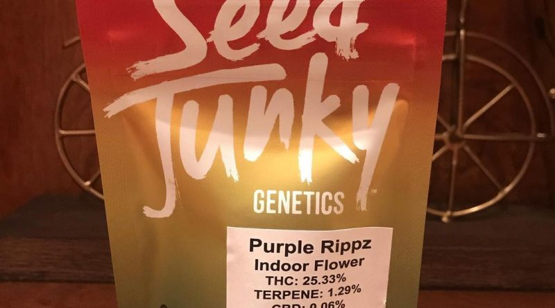 purple rippz from flowers and flavors strain review by can_u_smoke_test