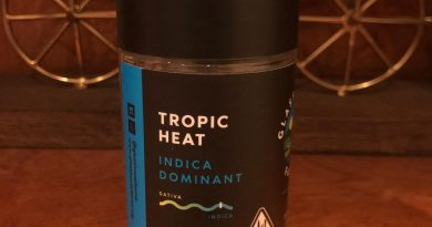 tropic heat by glass house farms strain review by can_u_smoke_test 2