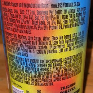uncle arnie's iced tea lemonade by matt's high soda drinkable review by trunorcal420 2