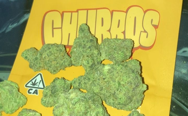 churros by south bay connetics strain review by sjweed.review