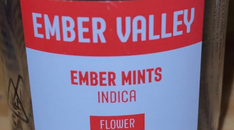 ember mints by ember valley strain review by trunorcal420