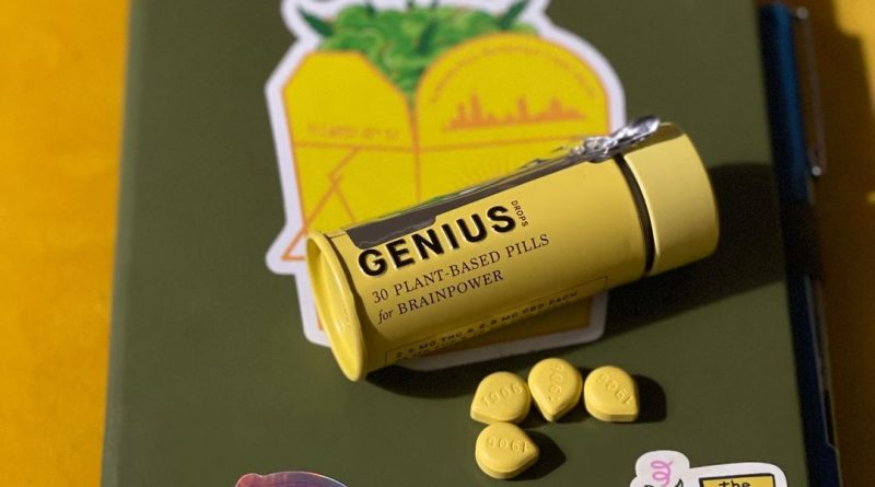genius drops by 1906 edible review by upinsmokesession