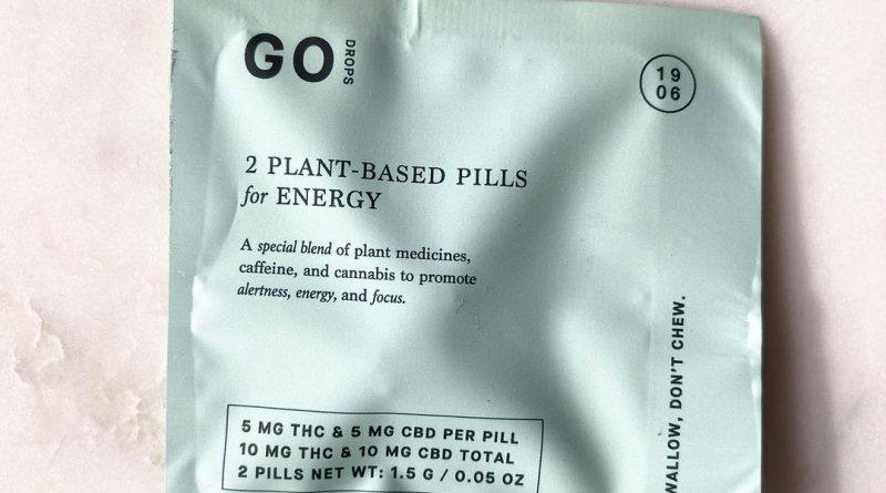 go drops by 1906 edible review by upinsmokesession