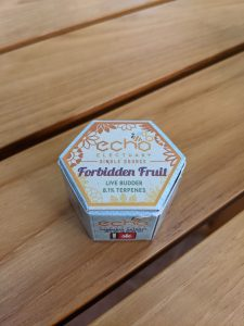 forbidden fruit live budder review by thesophisticateddabber