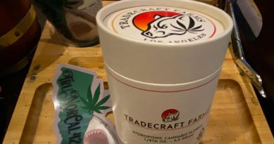 biscotti by tradecraft farms strain review by trunorcal420 3