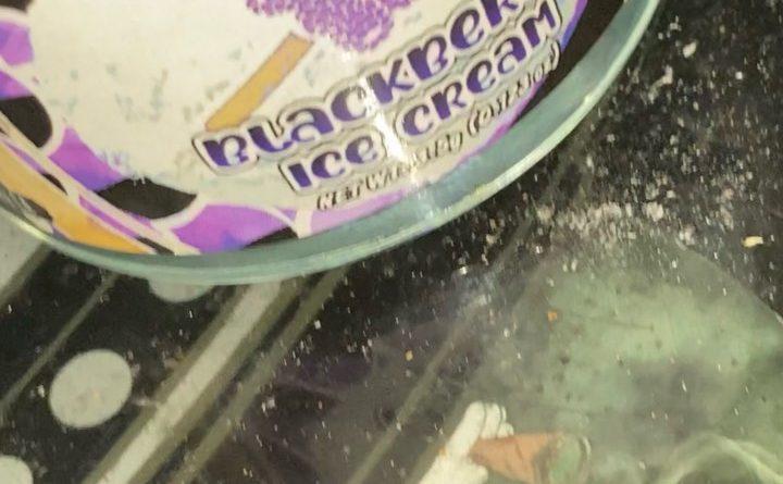 blackberry ice cream by peak humboldt strain review by sjweedreview