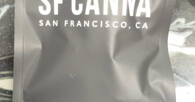 z41 by sf canna strain review by sjweedreview