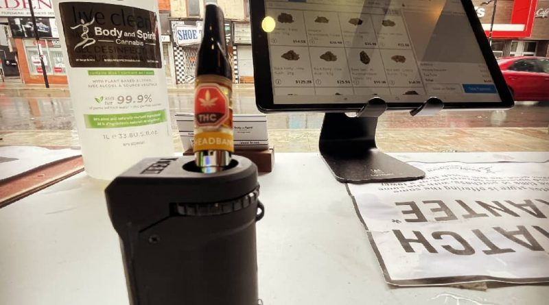 headband cartridge by made by vape review by terple grapes