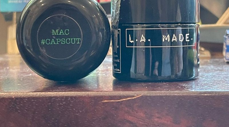 mac cap's cut by capulator strain review by cannasseur777 2